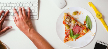Mindful Eating: What it is & how it can supercharge you for better work?
