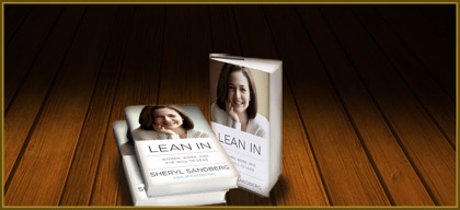 """""""Lean In"""" by Sheryl Sandberg – A Book Review"""