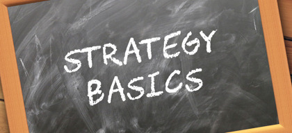 The Strategy Process: A Brief Recap of the Basics for Company & Team Leaders