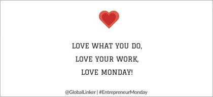I Love Mondays, Do You?