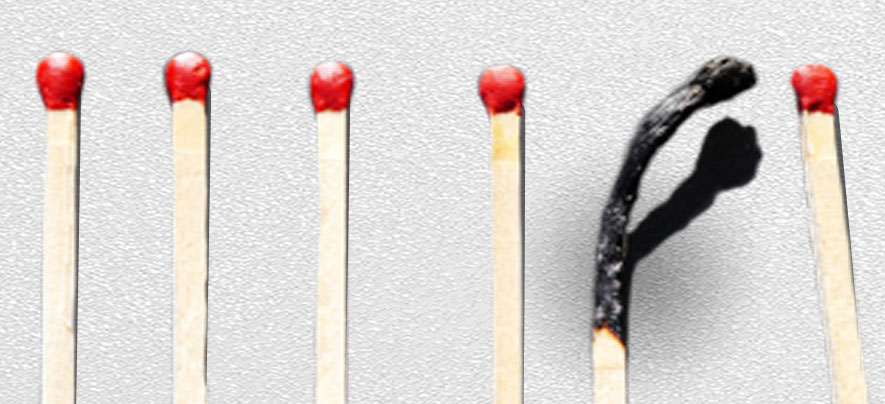 Battle burnout with positivity, balance & a healthy lifestyle