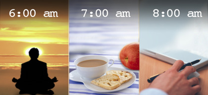 7 Ways Successful People Start their Day