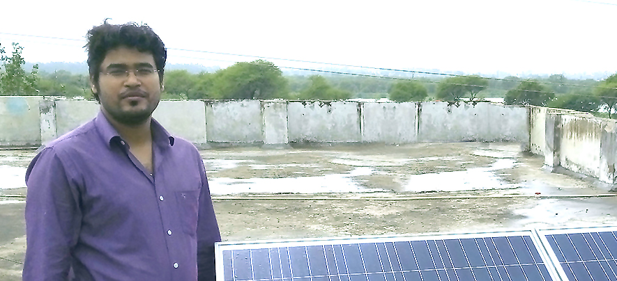 Alternate energy solution by Bhopal-based startup
