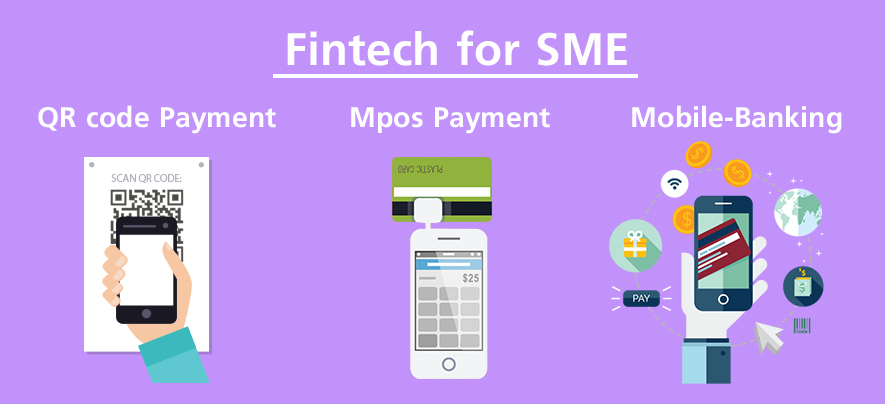 SME ฟินขึ้นเมื่อมี Fintech