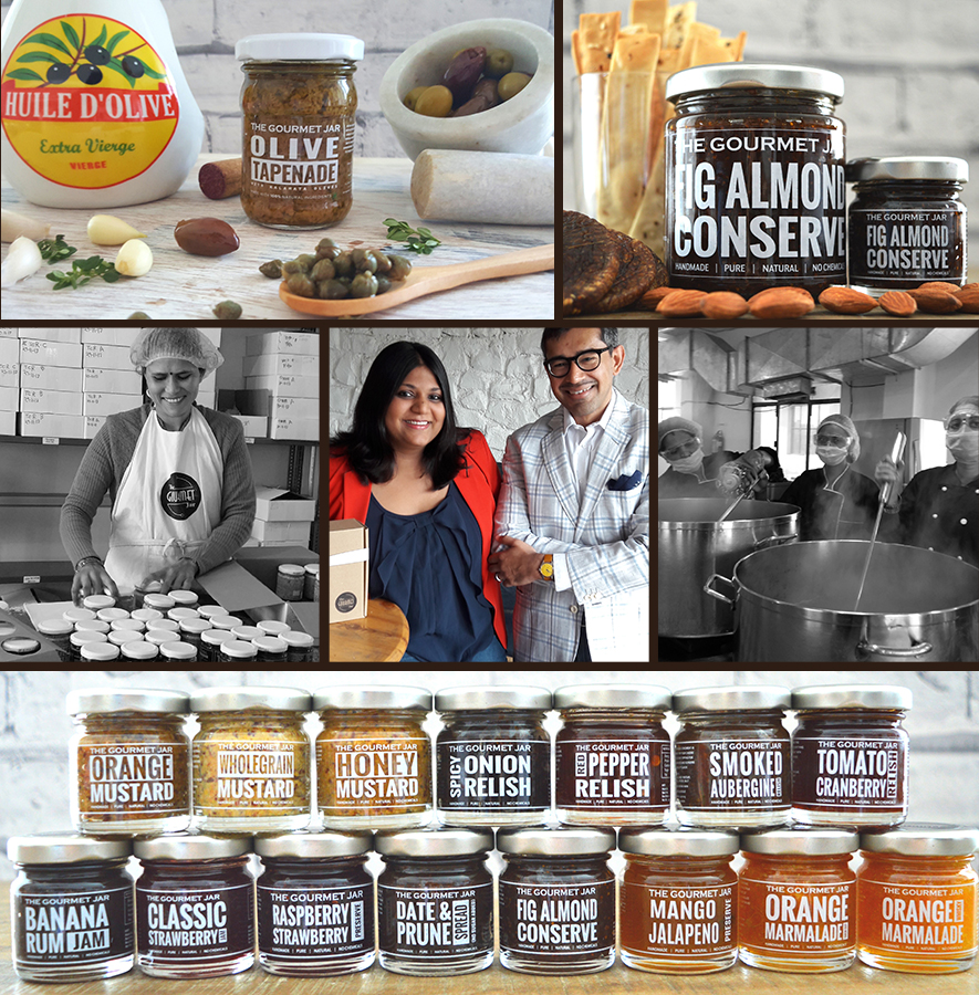 French sojourn inspires entrepreneur to establish artisanal condiments business