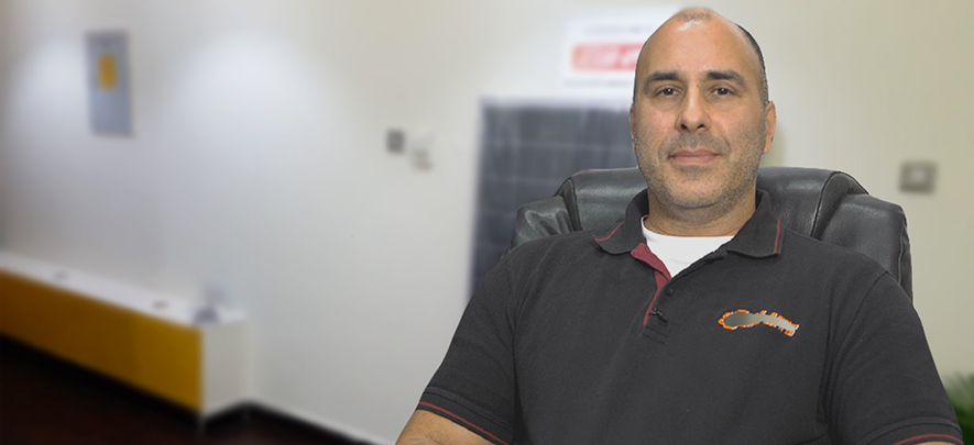 Entrepreneur brings innovation to energy space to combat global warming