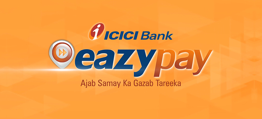 ICICI Bank launches 'Eazypay' - India's first mobile app for merchants to accept payments on mobile phone through multiple digital modes