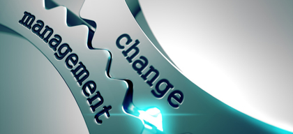 Managing change & transitions: Adapt boldly, nimbly, quickly