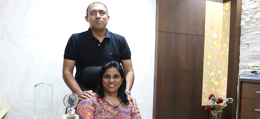 A husband-wife duo provide affordable homes in Kochi
