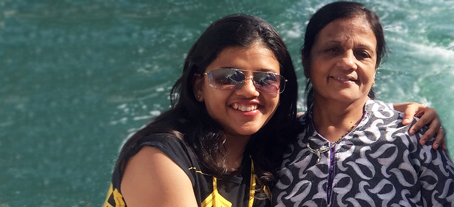 My mother's role in my life & business journey
