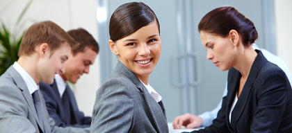Women are a growing force as entrepreneurs & professionals at the workplace