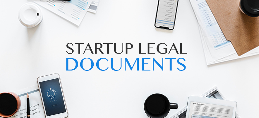 What are the legal documents required to start a business?
