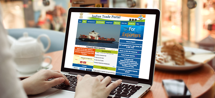 FIEO's Indian Trade Portal: One-stop for all export/ import related information
