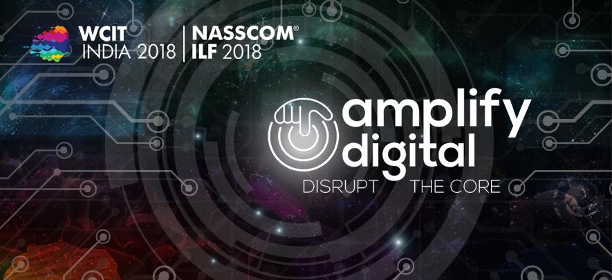Amplify Digital: Disrupt the core at WCIT-NLIF 2018