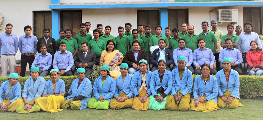 Woman entrepreneur is a change-maker with her green chemicals company & social work