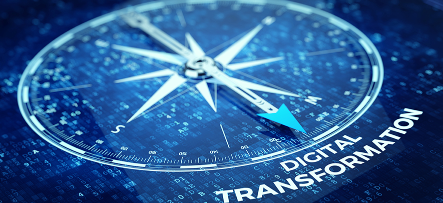 Why digital transformation is the key to your survival in a competitive world
