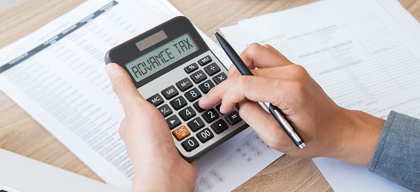 15% of your Advance Tax due by June 15