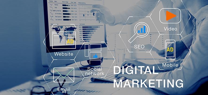 Digital Marketing: Understanding the transformation in marketing
