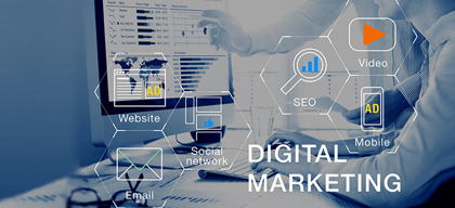 Digital Marketing: Understanding the transformation in marketing