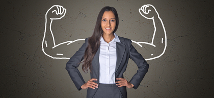 Changing thought processes to achieve gender parity