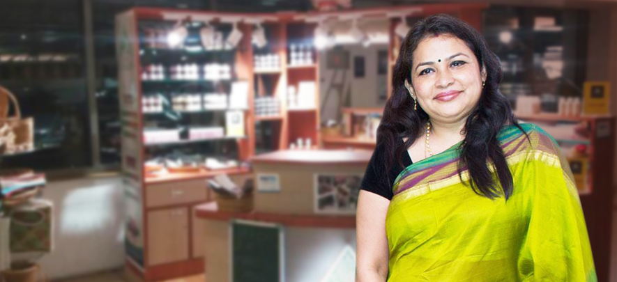 Woman entrepreneur brings organic skincare products sourced in Jharkhand to global market