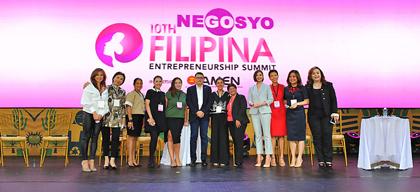 Go Negosyo honours women entrepreneurs