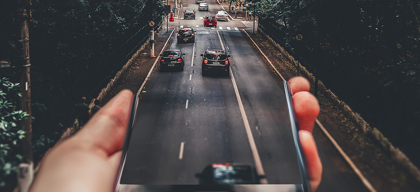 Beyond smartphones -  A new way of viewing the world