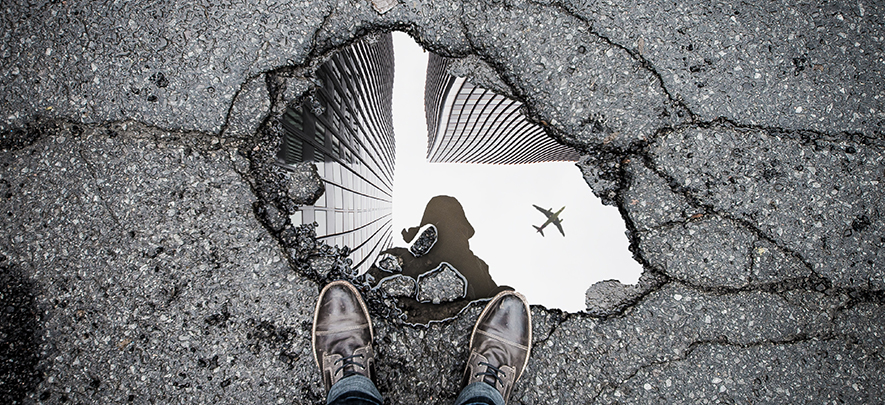 Understanding potholes and working towards a better road network