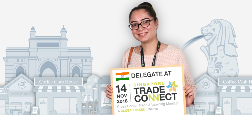 A rendezvous with global entrepreneurs at Singapore, courtesy TradeConnect by GlobalLinker