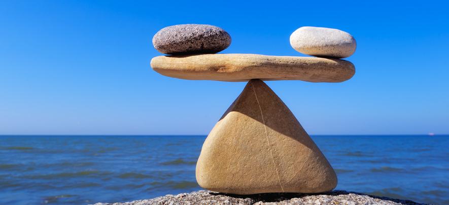 Striking the balance