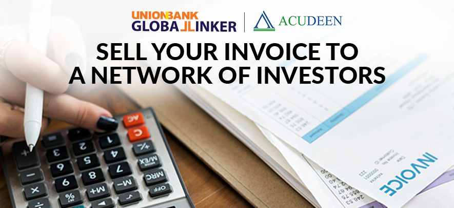 Acudeen Partners up with UnionBank GlobalLinker to Help Millions of MSMEs Nationwide