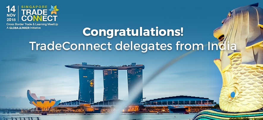 Announcing members of Indian delegation to attend TradeConnect in Singapore
