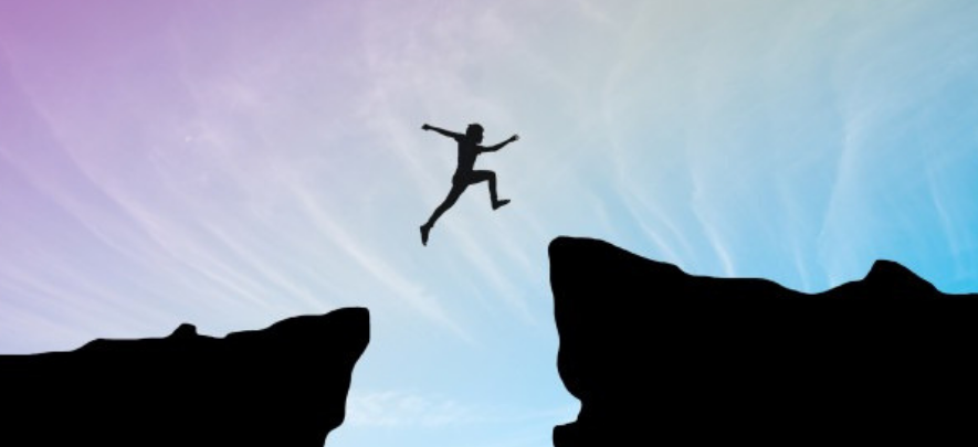 What's the bravest thing you've done in your business journey?