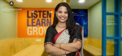 Sundari Patibandla, Founder-CEO, iSprout Business Centre