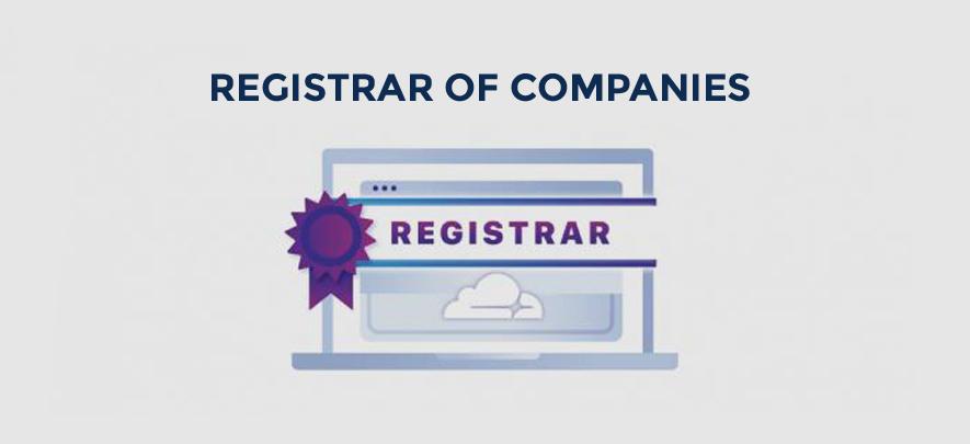 Registrar Of Companies In India