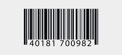 Barcodes: Advantages and required application documents