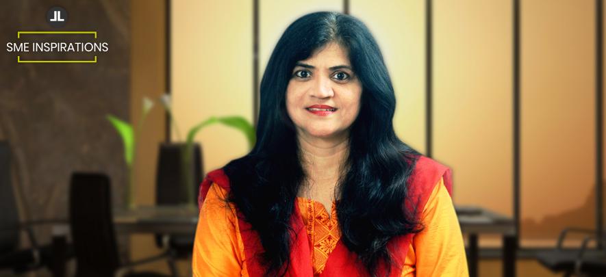 Sangeeta Goswami, Director, Techsoft Engineering Services (I) Pvt. Ltd.