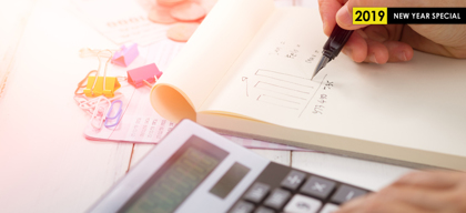 Financial tips for a more profitable & worry-free new year