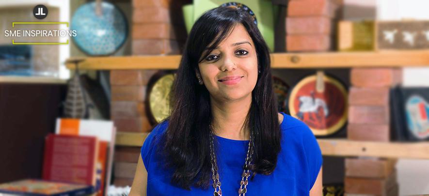 Yosha Gupta, Founder, Memeraki
