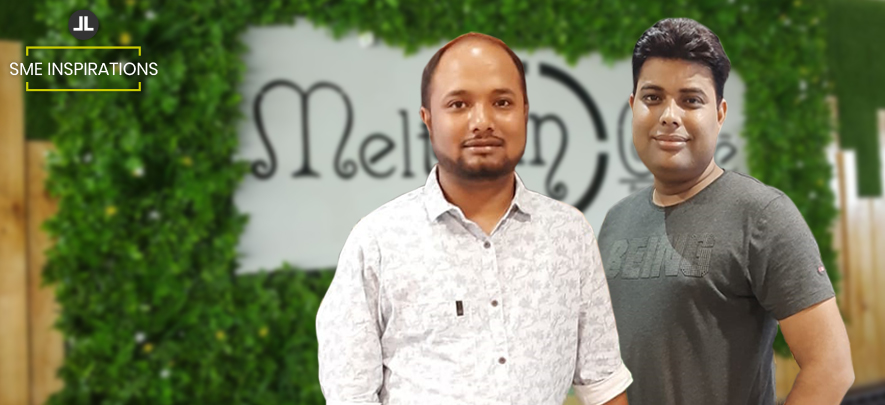 Third time proves lucky for this entrepreneur duo