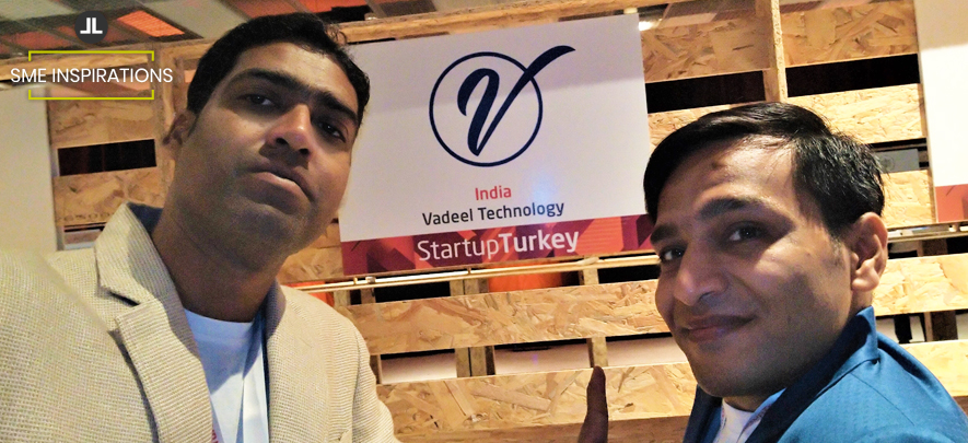 Priyadarshi Shah & Praveen Kalal, Co-founders, Vadeel Technology Pvt Ltd
