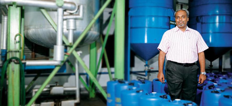An entrepreneur's quest to create an innovative soil enrichment product