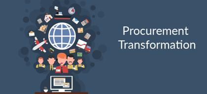 8 steps to implement procurement transformation