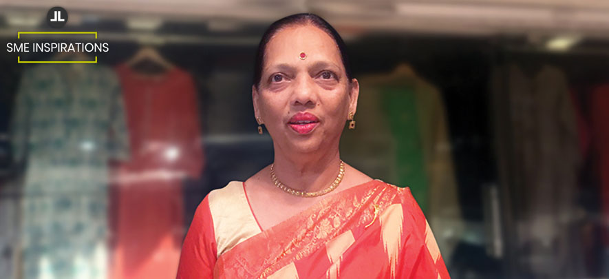 From lawyer to owner of a global brand of sarees & Indian ethnic wear