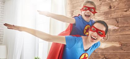 To the original superhero – Happy Mother's Day