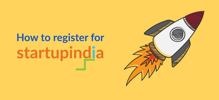 Process of registration under Startup India scheme