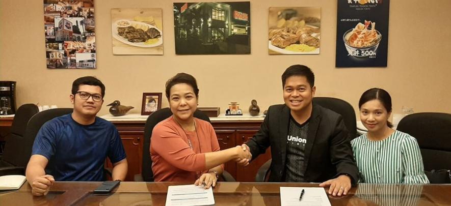 UnionBank and Cavallino Inc. seal partnership