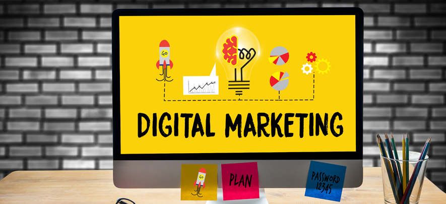 Traditional versus Digital Marketing