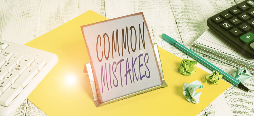 Common business writing & grammatical errors you may have often missed
