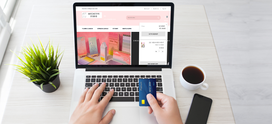 With integrated payment gateways, GlobalLinker helps make your e-store live in a jiffy